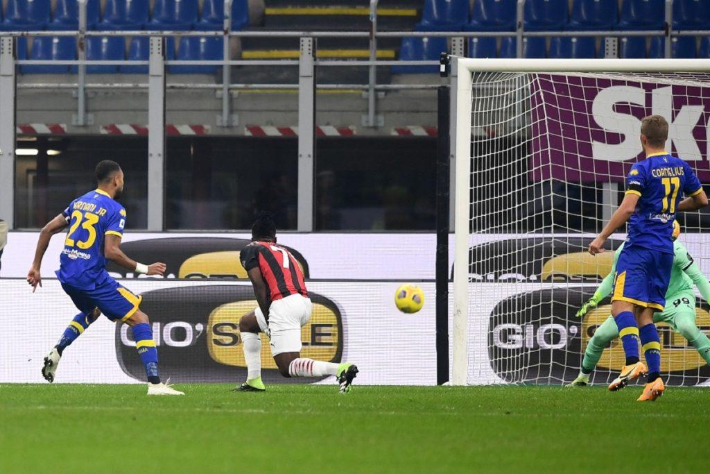 gol Hernani, Milan-Parma